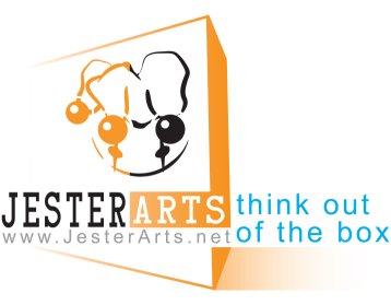 JesterArts.net Logo