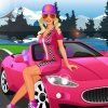 Barbie Goes Racing