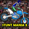 Stunt Mania 3 - Bike Game