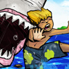 Paranormal Shark Activity - Action Games