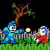 Mega Man vs Ghosts n Goblins