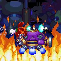Project Eddie - Megaman Game