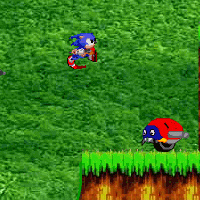 Sonic In Angel Island - Action Games