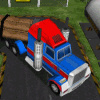 18 Wheeler 3D - Driving Games