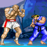 Street Fighter - Fighting Games