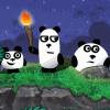 3 Pandas 2 - Point and Click Games