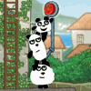 3 Pandas in Brazil - Point and Click Games