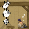 3 Pandas - Point and Click Games