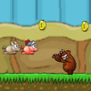 300 Miles to Pigsland - Action Games