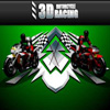 3D Motorcycle Race game
