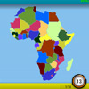 Africa GeoQuest - Geography Game