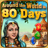 Around the World in 80 Days - Matching Game