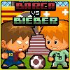 Barca Vs Bieber - Action Games