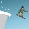 Downhill Snowboard - Sports Games