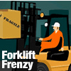 Forklift Frenzy - Driving Games