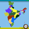 India GeoQuest - Geography Game