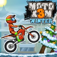 Dirt Bikes Games Moto X3M 4 Winter