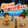 Olympic Beach Volleyball - Sports Games