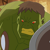 Planet Hulk Gladiators - Fighting Games