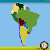 South America GeoQuest - Games for Girls