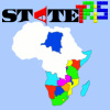 Statetris Africa - Games for Girls