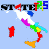 Statetris Italy - Geography Game
