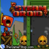 Steam Droid - Action Games