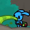 Acid Bunny - Action Games
