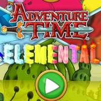 Adventure Time Games Elemental