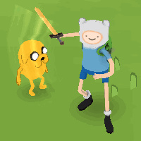 Adventure Time: Finn and Jake's Epic Quest - Adventure Games