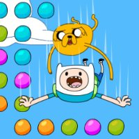 Adventure Time Games Candy Dive