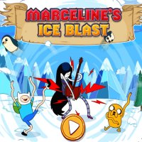 Adventure Time Games Marceline's Ice Blast