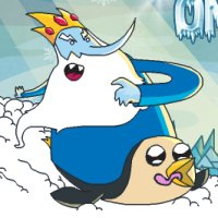 Adventure Time Games Romance on Ice