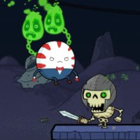 Adventure Time Games Rumble in the Nightosphere