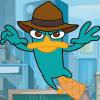 Agent-P: Return Of The Platypus