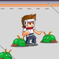 Alien Squad - Fighting Games