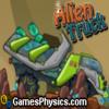 Alien Truck - Driving Games
