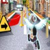 Angry Gran Run: Grannywood - Action Games