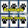 Animals Match Game - Memory Game