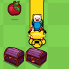 Apple Fetch: Adventure Time