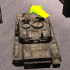 Army Parking Simulation 3D - Tank Game