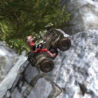 ATV Games ATV Trials Winter