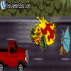 Ben 10 Alien Cars game