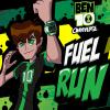 Ben 10: Fuel Run - Ben 10 Game