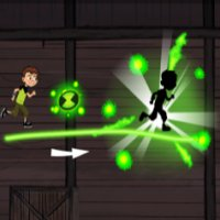 Ben 10 Games Escape Route