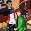 Ben 10 Generator Rex: Heroes United - Fighting Games