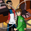 Ben 10 Generator Rex: Heroes United - 2 Player Game