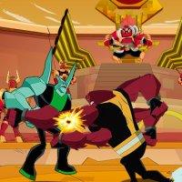 Ben 10 Games Omniverse Final Clash - Fighting Games