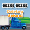 Big Rig: Driving School - Driving Games