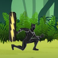 Black Panther Jungle Pursuit